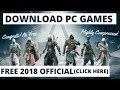 How To Download PC And Laptop Games |Get Big Size Game In Less Size