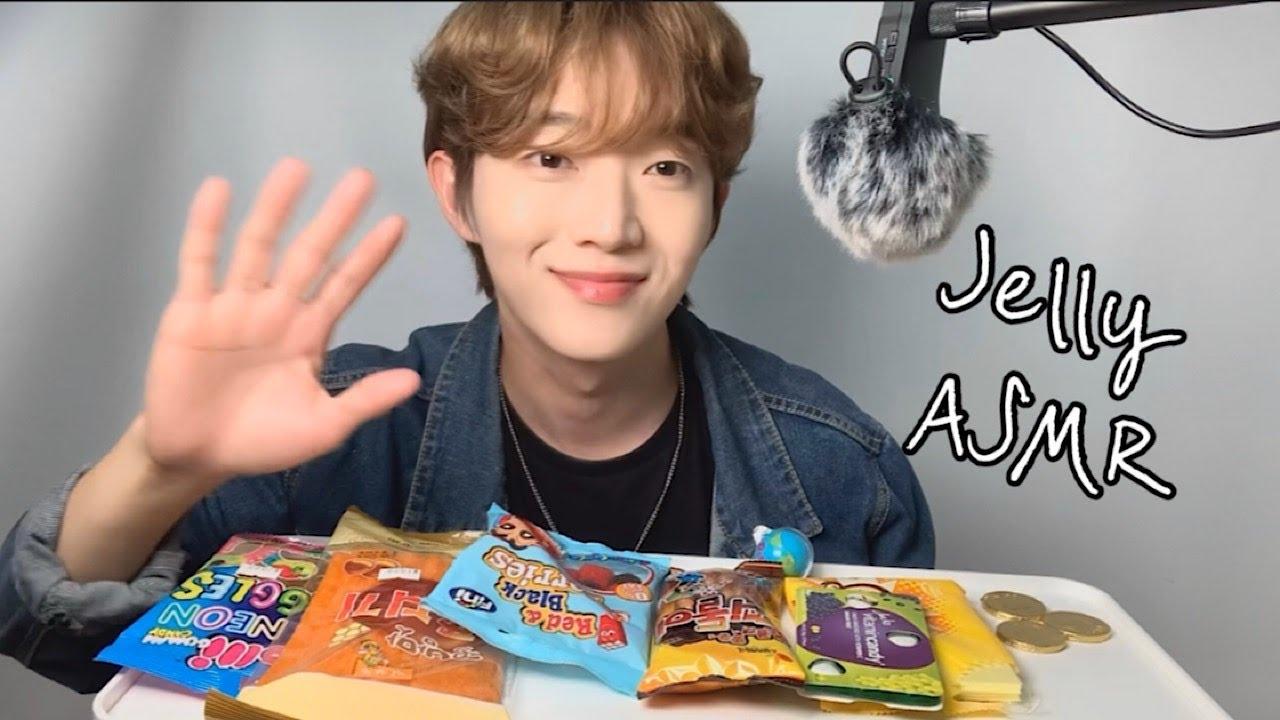 [ASMR] Jelly & Sweets Eating sound, 젤리 asmr :)에 대한 갤러리