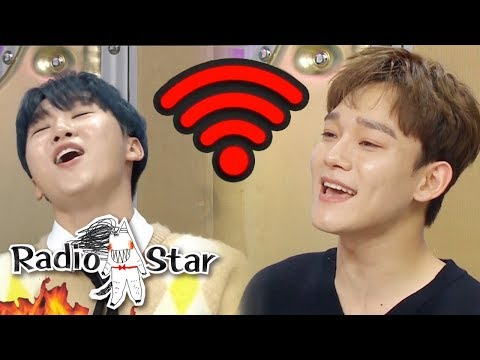 CHEN, Who Are Some Vocalists Out Of Idol Singers You Approve Of? [Radio Star Ep 612]