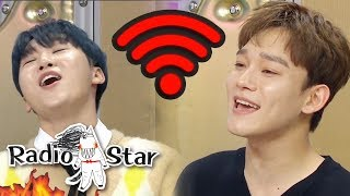 Chen Who Are Some Vocalists Out Of Idol Singers You Approve Of Radio Star Ep 612 MP3