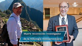 El deceso del investigador emérito de la UNAM fue dada a conocer por su hijo, el arqueólogo Leonardo López Luján