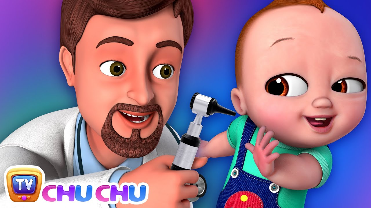 Doctor Checkup Song - ChuChu TV Nursery Rhymes & Kids Songs