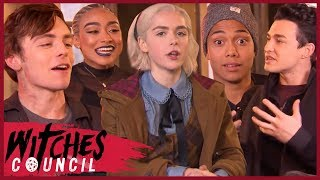 Chilling Adventures of Sabrina Cast: Are They Team Harvey or Team Nick? | Witches Council