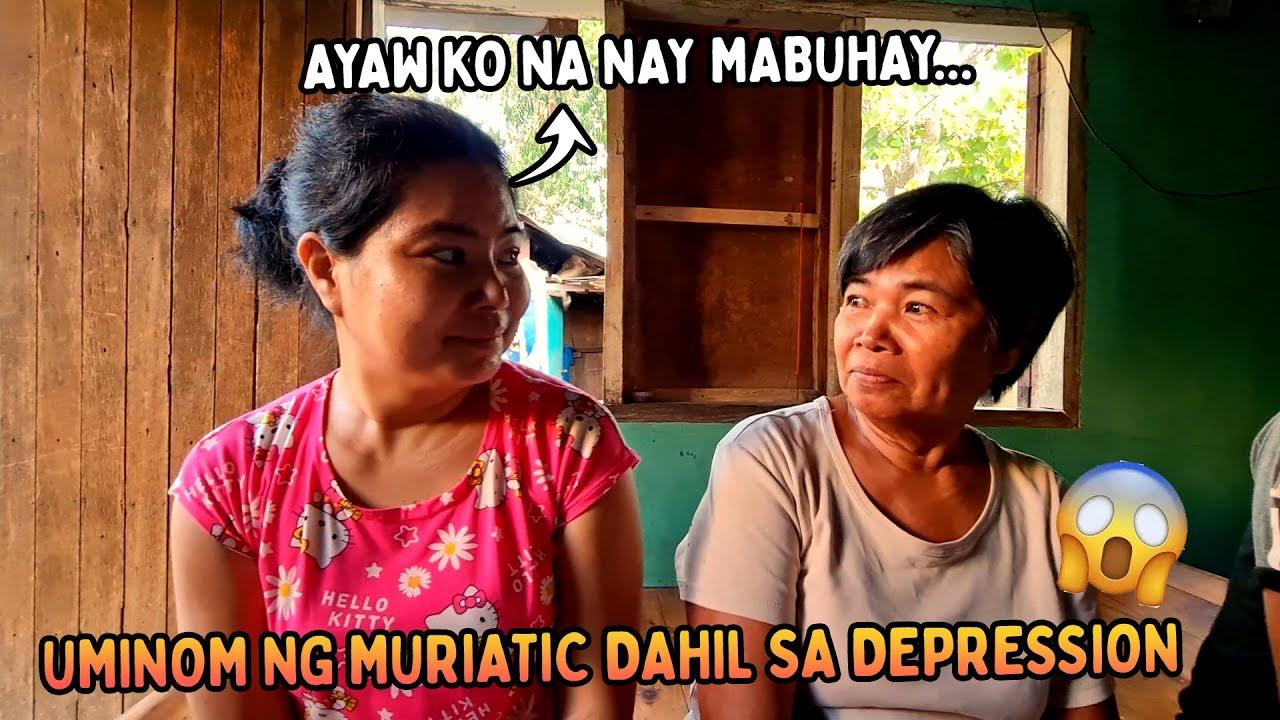 Dalagang Uminom ng Muriatic Acid 😱   11 Years Nang Depress