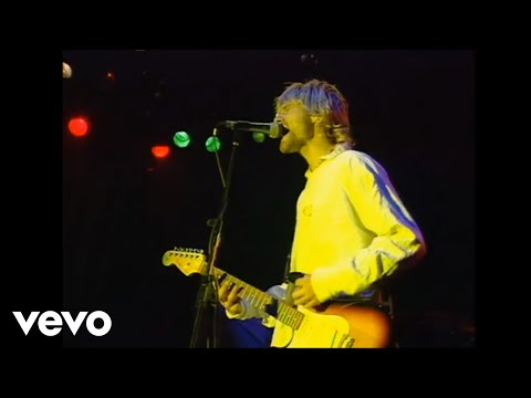 Nirvana - Smells Like Teen Spirit (Official Live at Reading 1992)
