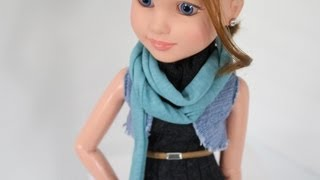 How To Make No-sew Doll Clothes With Socks