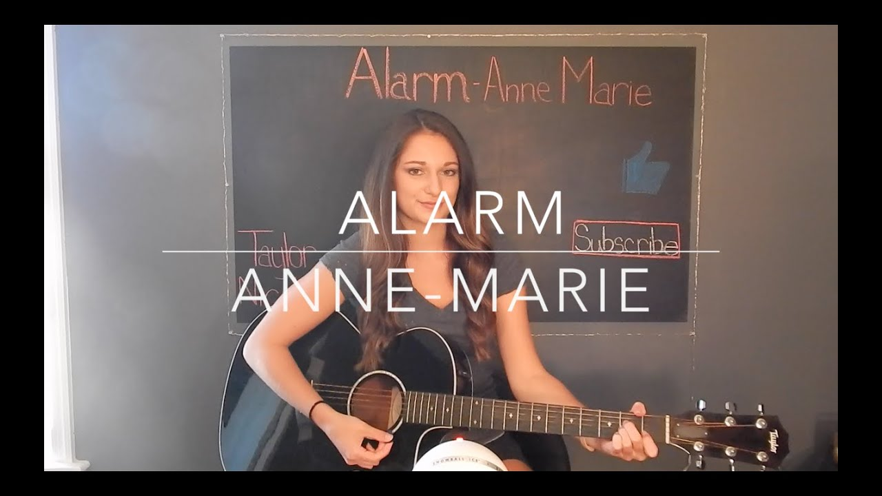 Alarm clean anne marie-7393