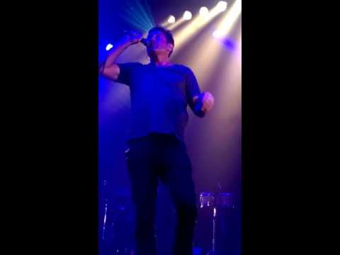 David Duchovny - Stars - Luxembourg Rockhal - 8th May 2016