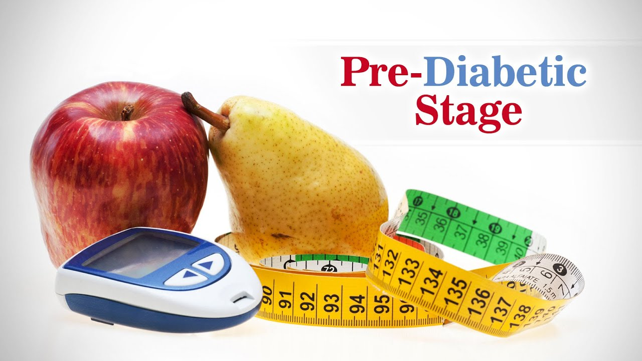 What is Pre-Diabetic Stage? - YouTube