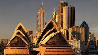 #379. Сидней (Австралия) (потрясяющее видео)(Самые красивые и большие города мира. Лучшие достопримечательности крупнейших мегаполисов. Великолепные..., 2014-07-02T00:20:15.000Z)
