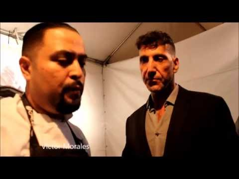 Victor Morales 2016 LAFW Interview