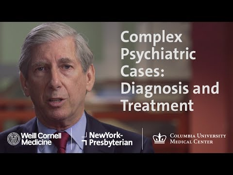 Complex Psychiatric Cases: Diagnosis and Treatment