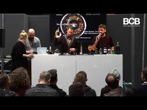 "Bar Convent Berlin 2016: ""The Art of Beer Cocktails"""