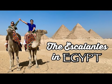 EGYPT (Our First Travel As Husband And Wife)