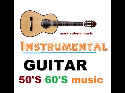 BEAUTIFUL  ROMANTIC OLDIES FOR GUITAR --BEAUTIFUL INSTRUMENTALS
