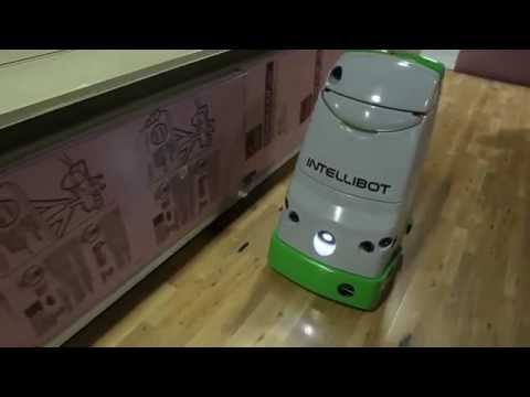 Intellibot Robotics: Automated Robotic Floor Care