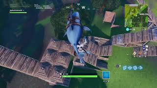 Funny playground rocket clip