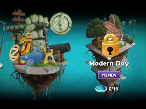 Plants vs zombies 2 modern day nuevas plantas y nuevos for Fotos de la casa de plantas vs zombies