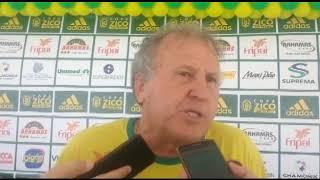 Galinho é atração na premiação da copa Zico