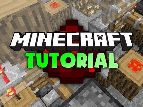 Minecraft Redstone Tutorial: XOR Gate (Works On Xbox)