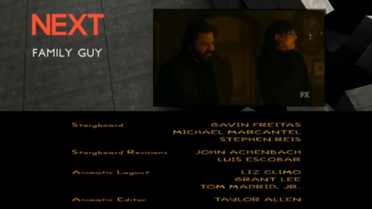Fxx Split Screen Credits April 16 2019 Youtube