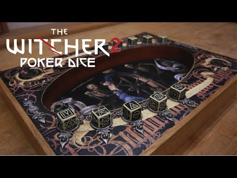 Making of Dice Poker - From Witcher 2