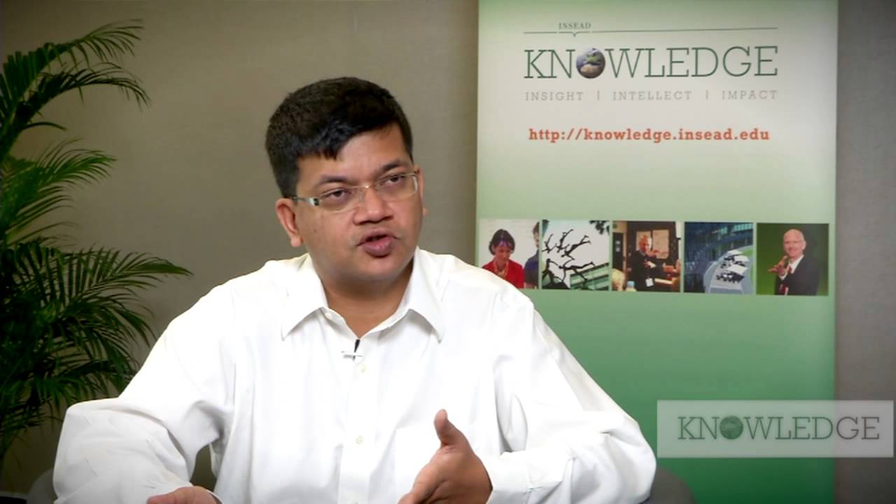 INSEAD Professor Pushan Dutt on the WTO and trade blocs - YouTube