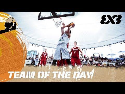 Philippines - Team of the Day - FIBA 3x3 U18 World Cup 2017