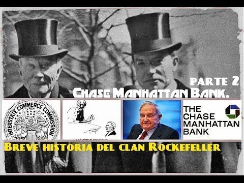 Breve historia clan Rockefeller,Chase Manhattan (parte 2)