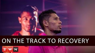 Olympic 400m champion Wayde van Niekerk describes his recovery process after a knee injury left him unable to compete in 2018.