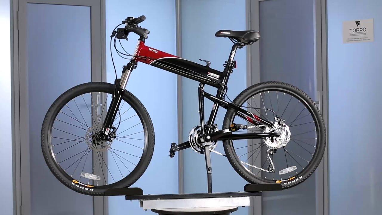 Montague Swissbike X70 Chernyj Krasnyj Youtube