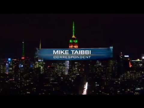 "NBC Nightly News ""Mike Taibbi"" Close 10-31-14"