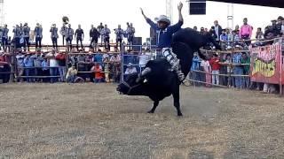 Los toros divinos en Huecorio Mich. 2016