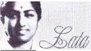 Lata Mangeshkar  Aaj Phir Jeene Ki Tamanna