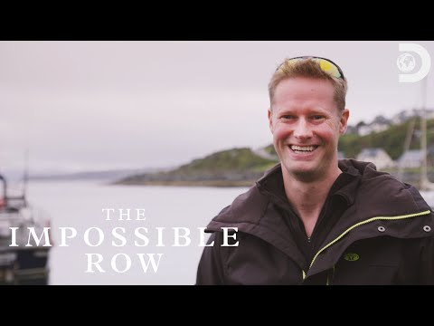 Meet the Rowers: Jamie Douglas-Hamilton | The Impossible Row