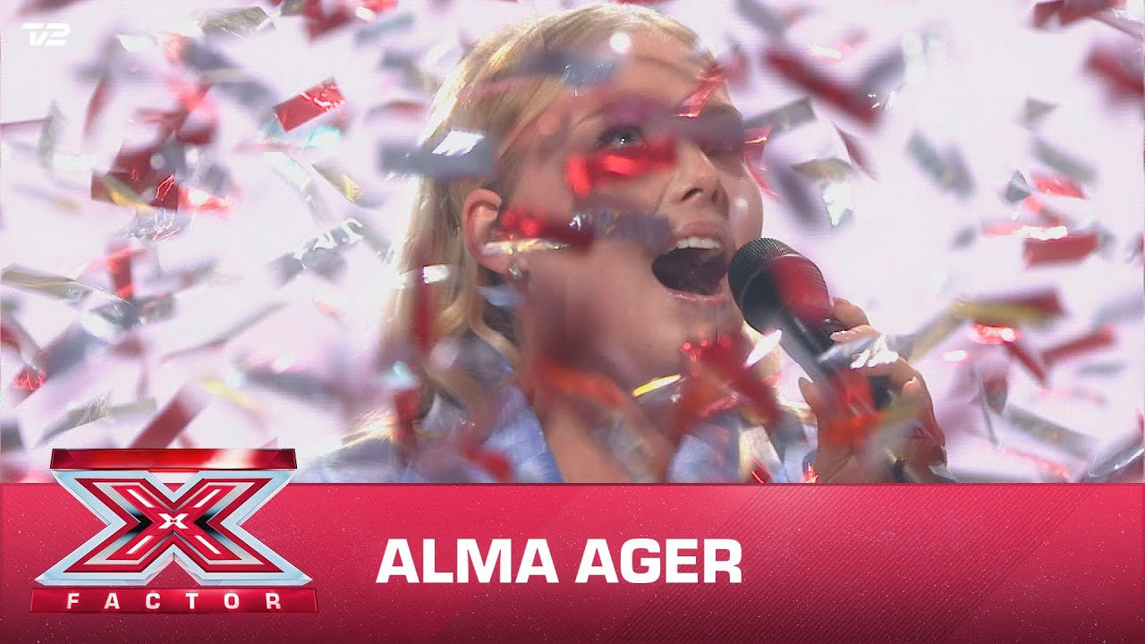 Alma Agger synger sin vindersang 'The Last Dance' - (Finalen) | X Factor 2020 | TV 2
