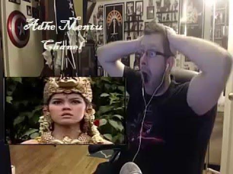 Bangga !!! Ini Reaksi Bule Amerika Nonton Film Naga Indosiar