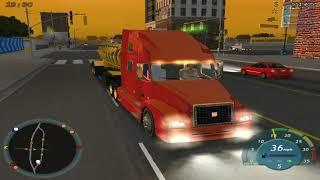 18 Wheels of Steel Convoy: Spokane - Las Vegas