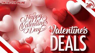 Lễ tình nhân Valentine 14 /2 Top 20 lời chúc ngọt ngào cho cặp đôi yêu xa, tin tức việt nam
