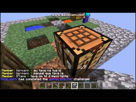 Minecraft PC Sky Blocks| Dirt is good(1) w/ E-Lord