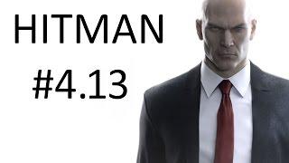 HITMAN - Гвоздь программы - Способ #13 (1/2 Мастер-вампир)