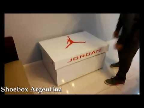 zapatero caja de zapatos nike