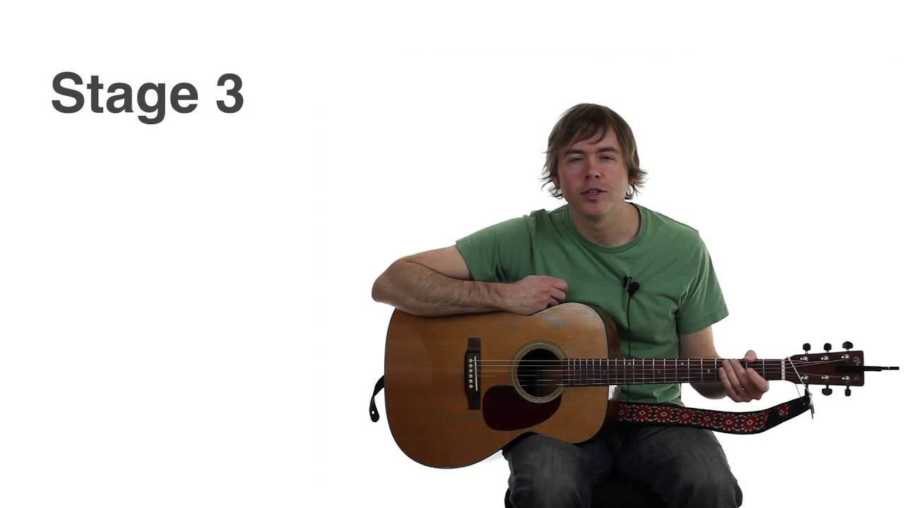 Chord Pushups How To Grab Guitar Chords Faster Youtube