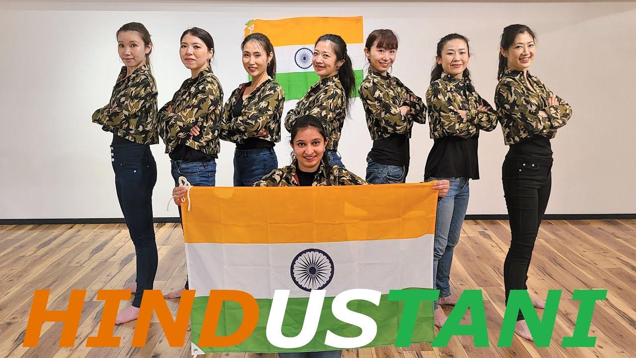 Hindustani - Patriotic Dance cover video   Republic Day Special   Mayukas Choreography