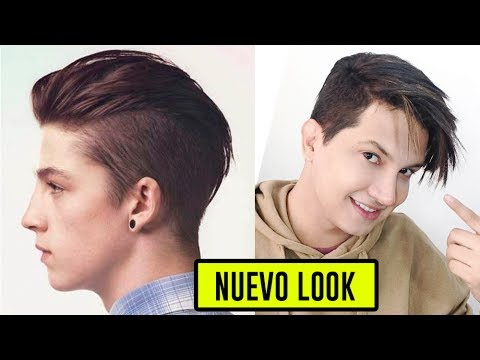 NEW LOOK | HOW DO I STYLE MY HAIR | HAIRSTYLE TUTORIAL FOR MEN 2018