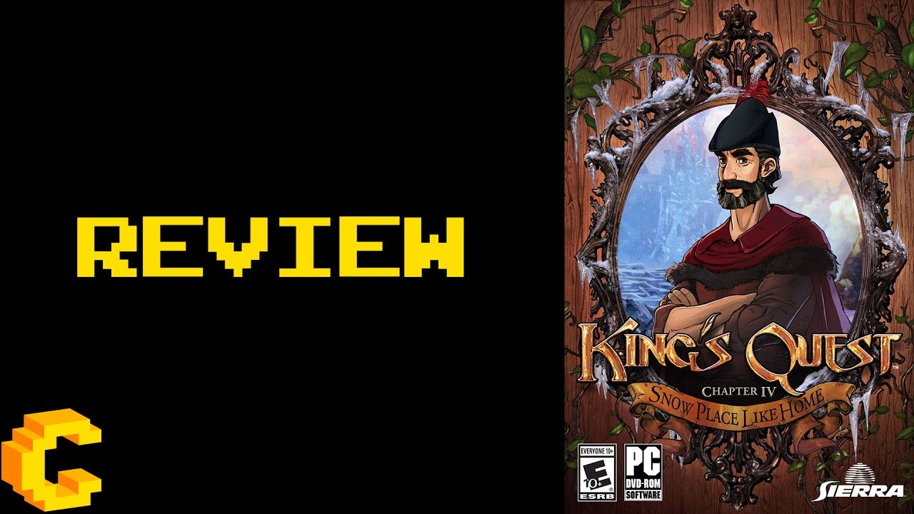 King S Quest Snow Place Like Home Review Youtube
