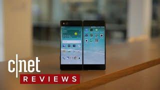 ZTE Axon M review
