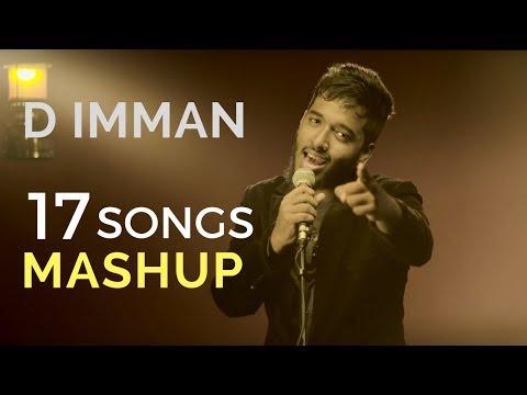 17 Tamil Songs Mashup | D Imman Special | Rajaganapathy