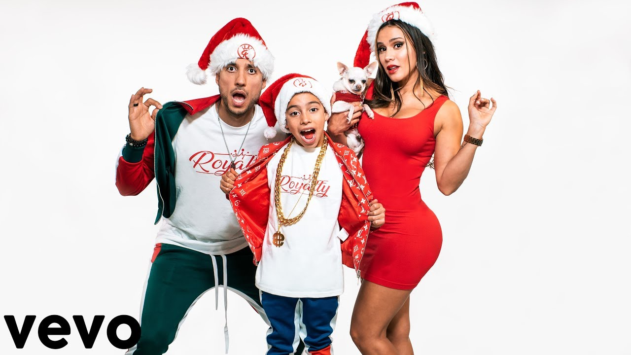The Royalty Family Royalty Christmas Official Music