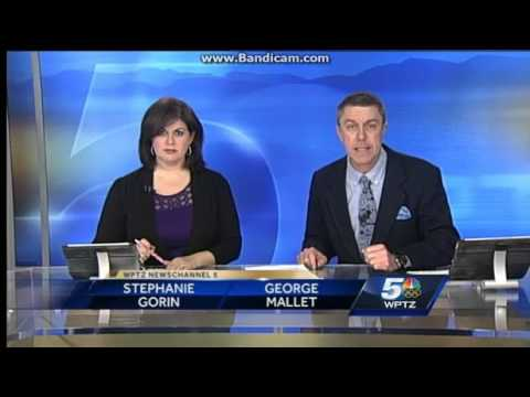 WPTZ: NewsChannel 5 At 11pm Open--2016